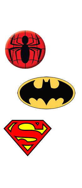 Hero-Logos